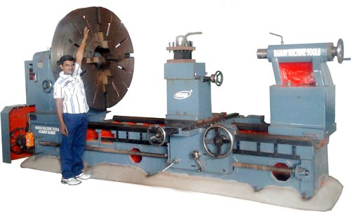raman machine tools madhur lathe machine rajkot gujarat india extra over size heavy duty. Black Bedroom Furniture Sets. Home Design Ideas